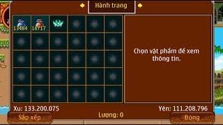 tải game ninja school online hack xu lượng