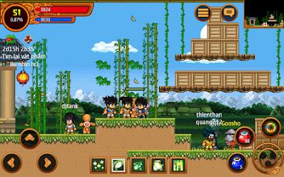 hack xu luong ninja school online tren may tinh