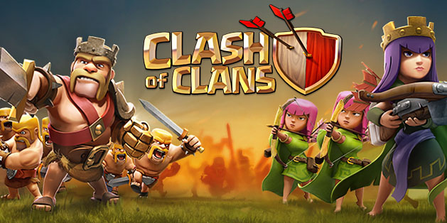 phần mềm hack game clash of clans